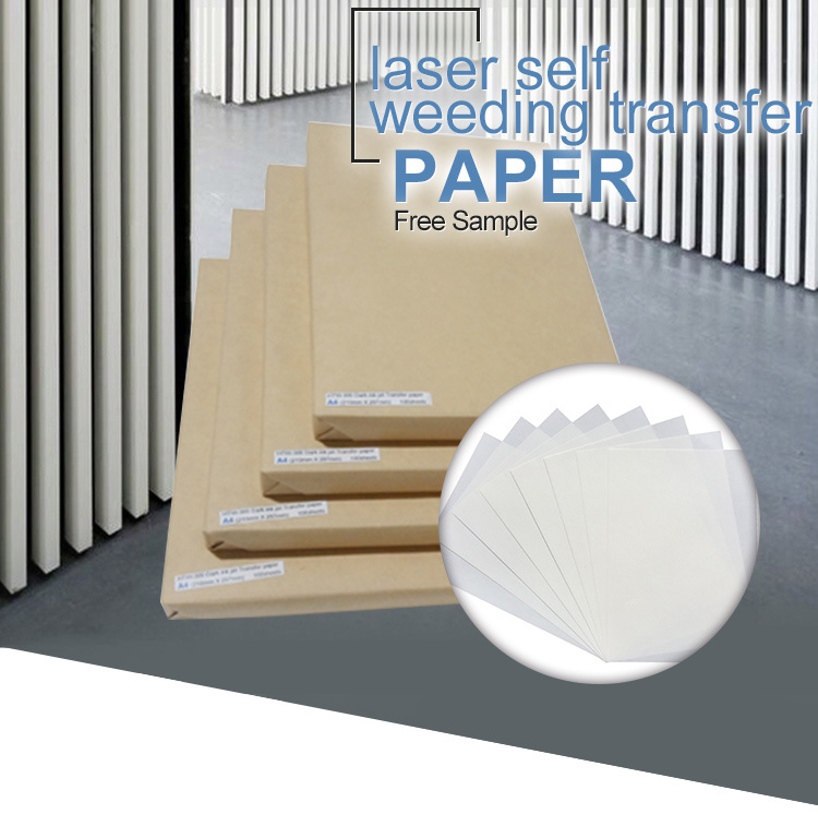 Inkjet/Laser T-Shirt Dark and Light Heat Transfer Paper