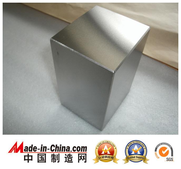 High Purity Titanium Planar Sputtering Target From 2n6 to 4n, 4n5, 5n