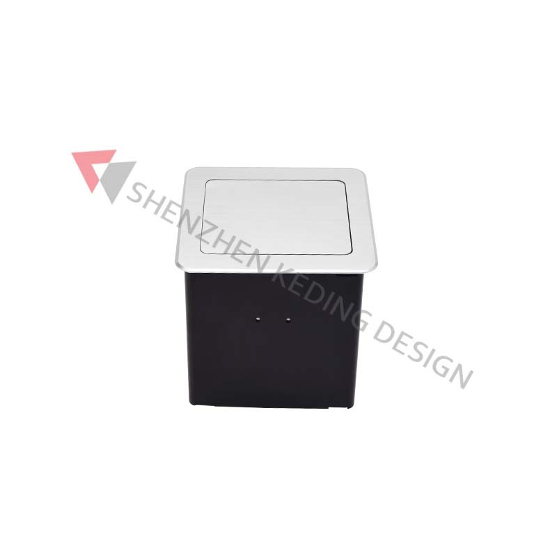 Table Top Outlets Socket with Slow Opening& Bottom Box