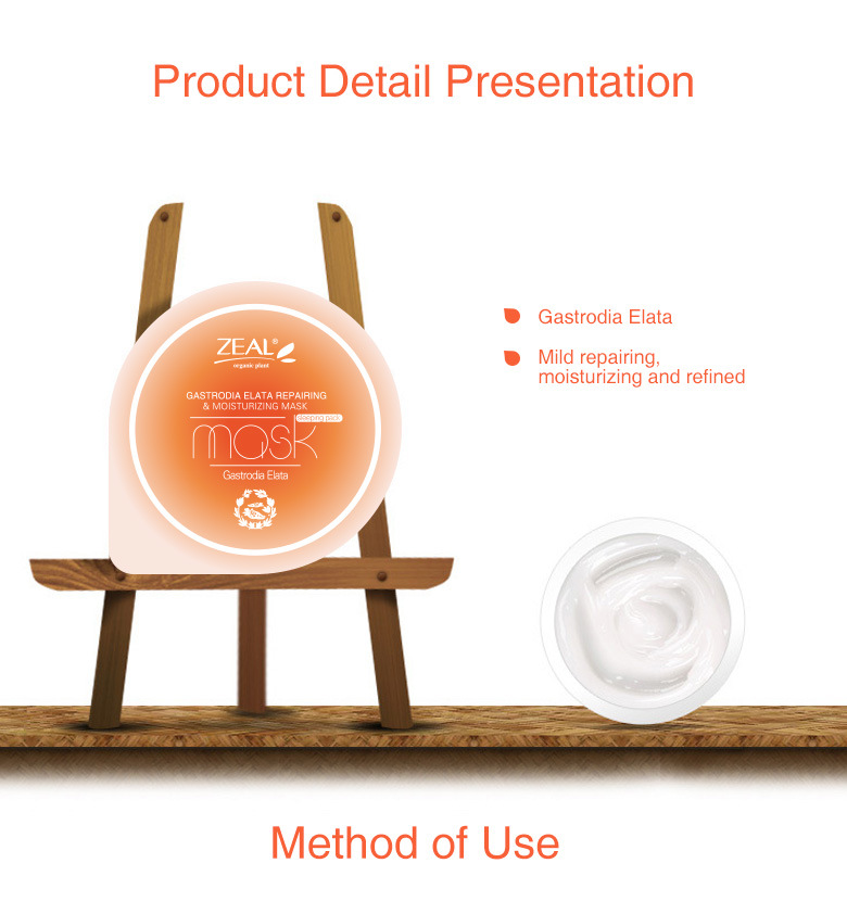 Zeal Face Mask Face Care Beauty Products for Cosmestic