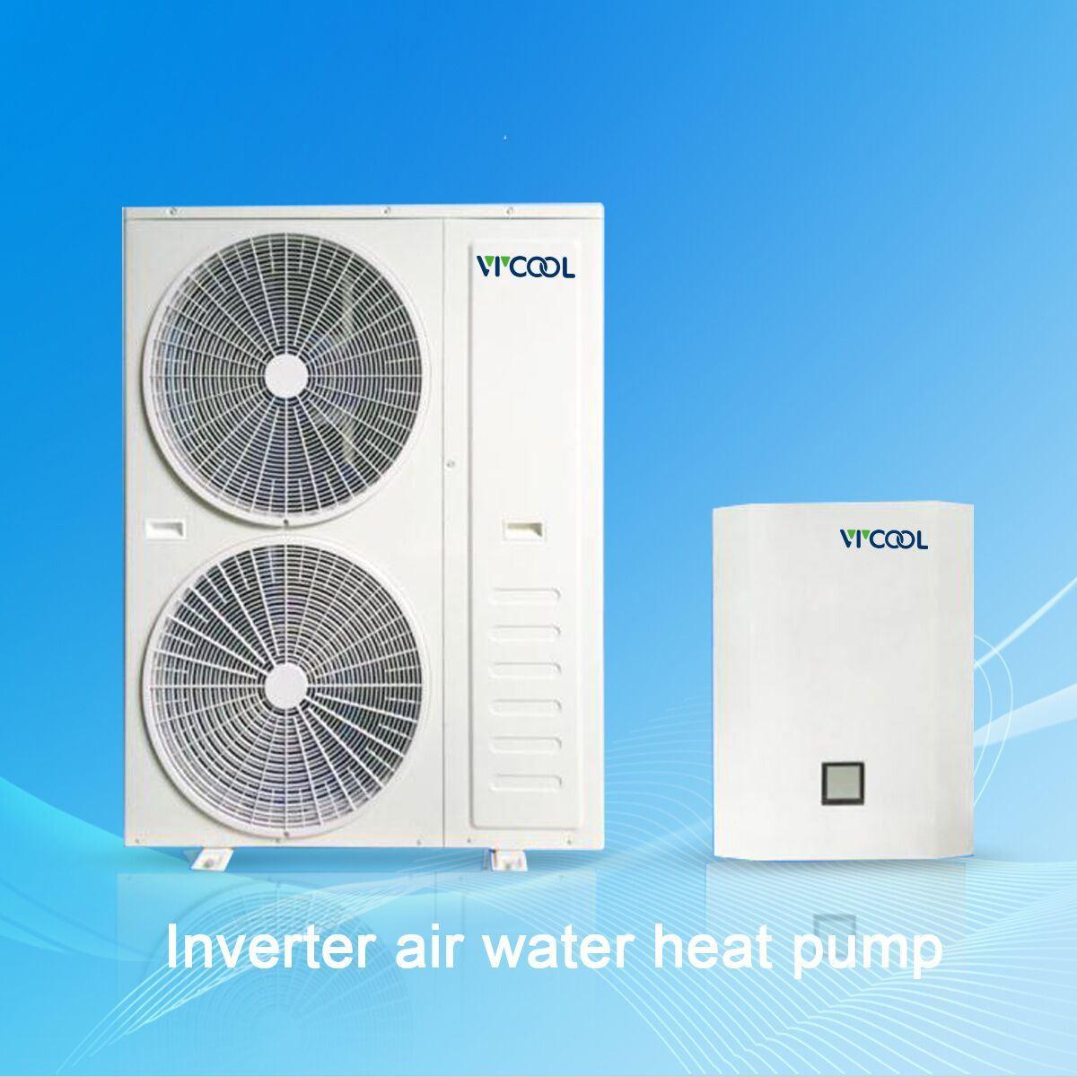 Inverter Air Water Heat Pump Split Type