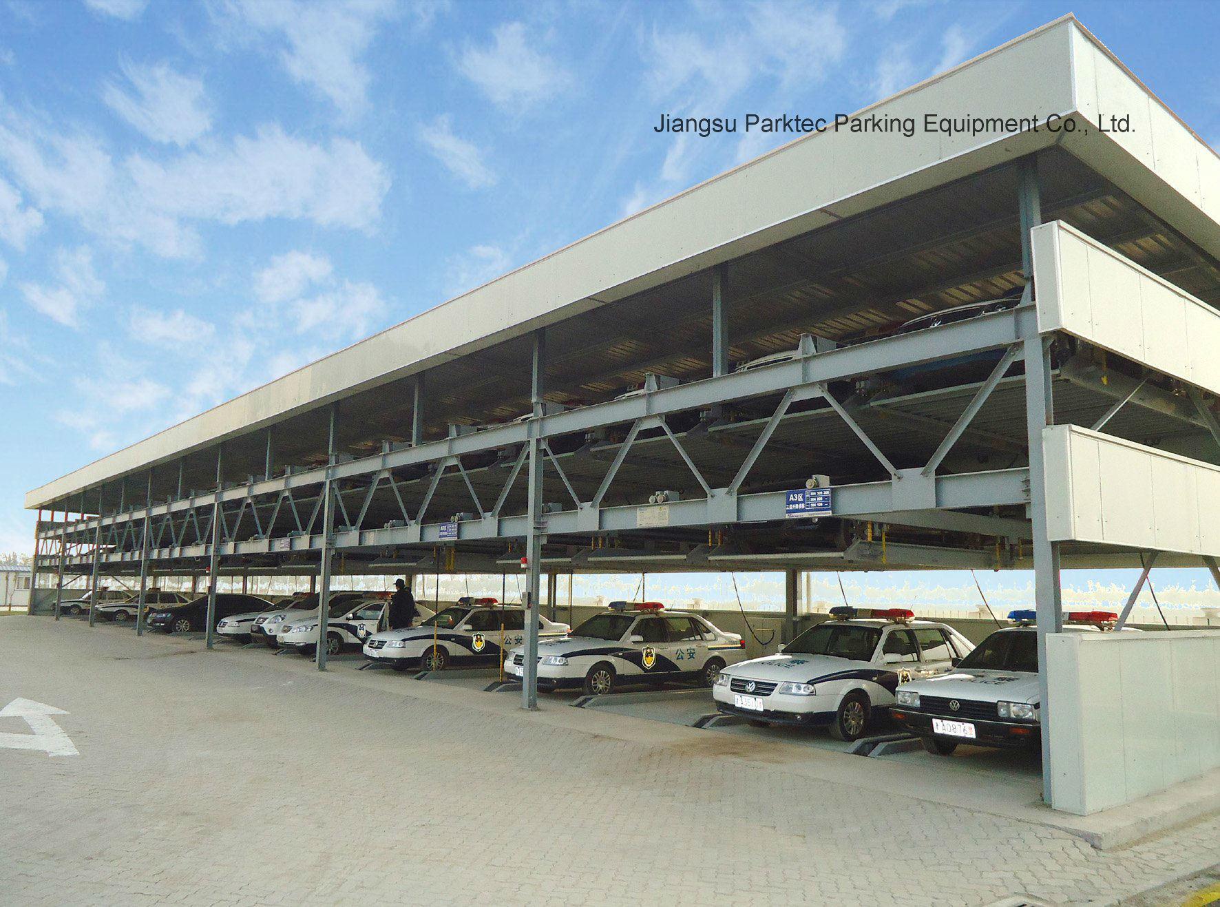 Muti-Layer Lift-Sliding Mechanical Parking System