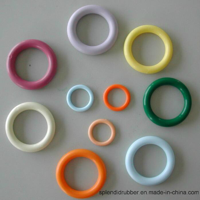 Molded Rubber NBR Oring and Washer and Gasket
