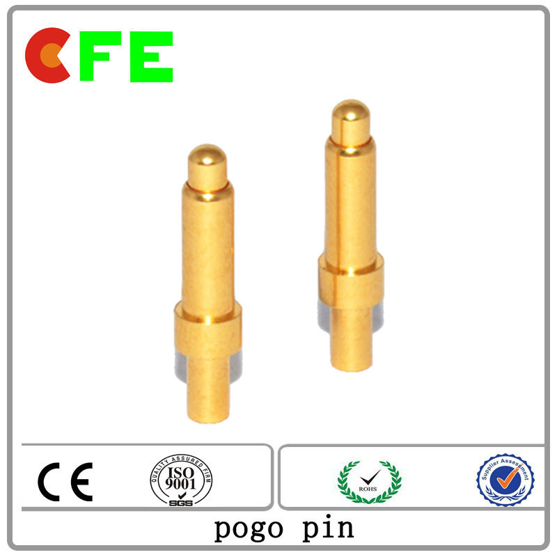 2-30A Spring Loaded Contact Pogo Pin Factory