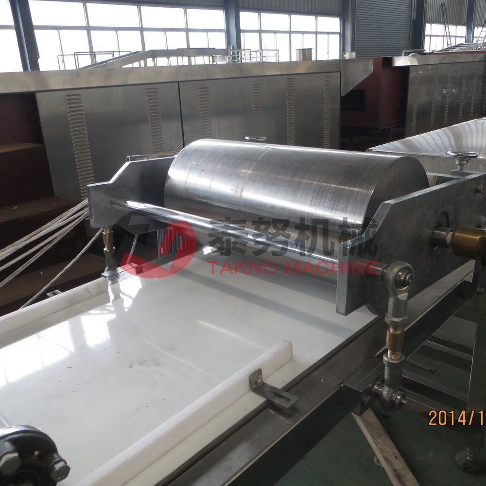 600mm Wide Cereal Bar Production Machine