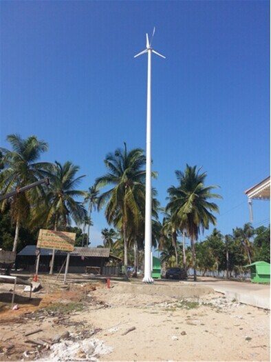 Horizontal Axis 2kw Wind Power Generator for Home