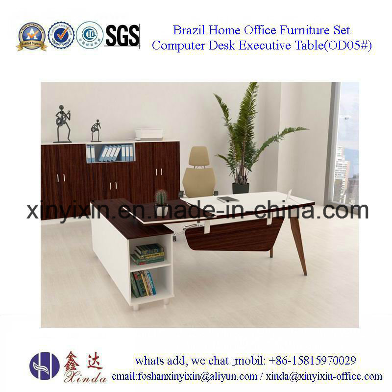 Modern Executive Office Desk From China Furniture Factory (M2601#)