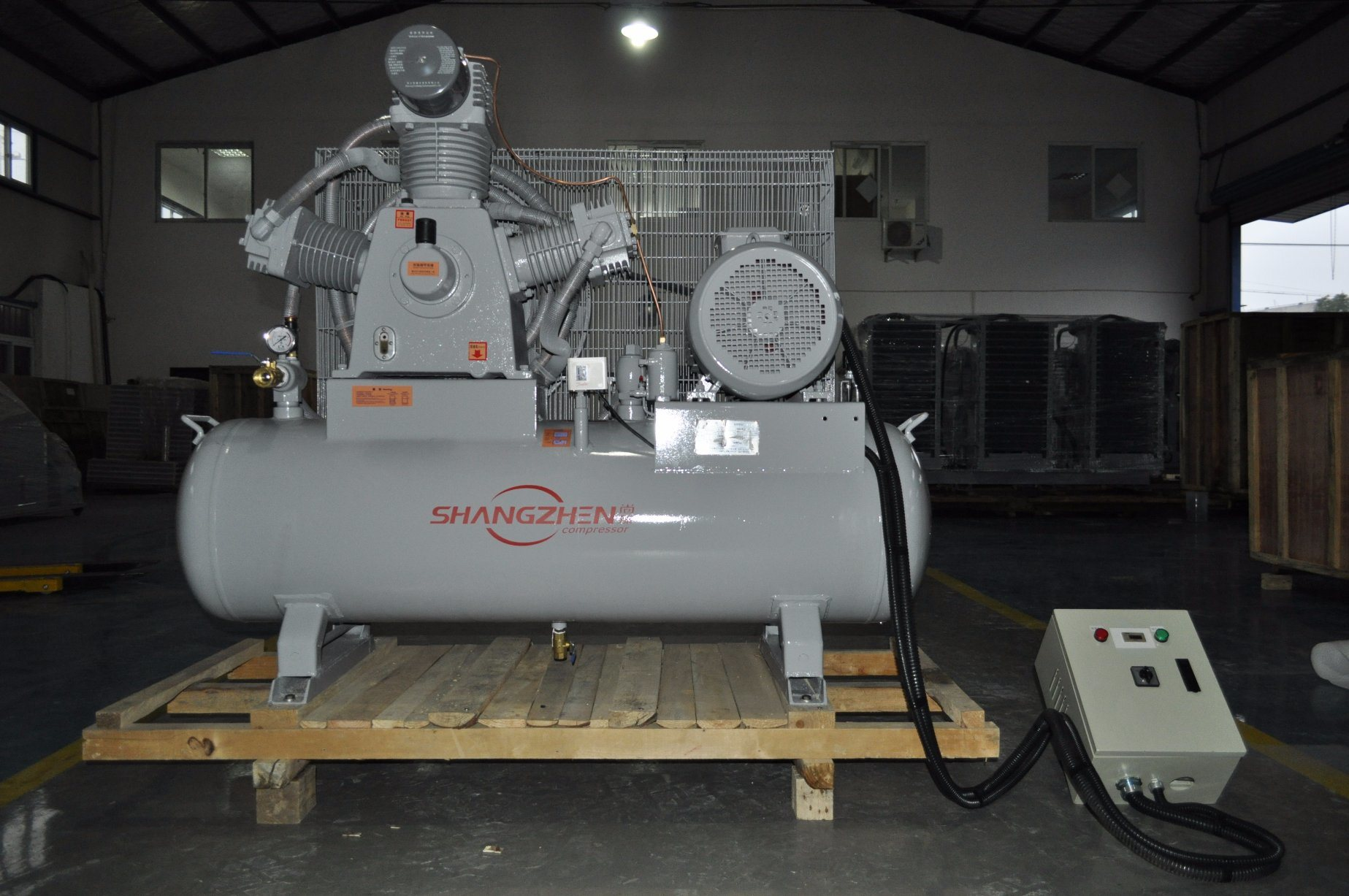 Air Compressor for Laser Industry