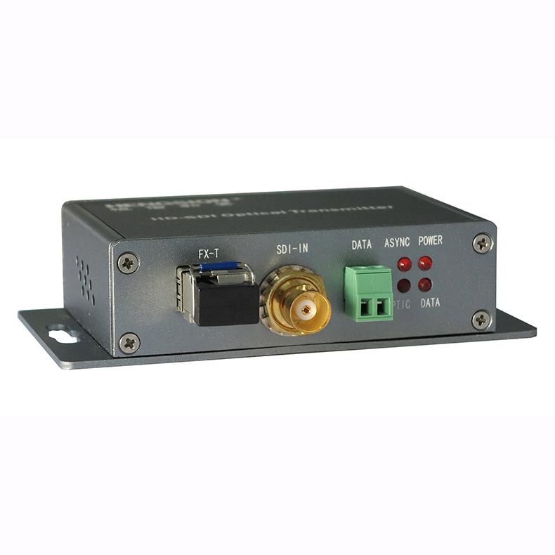 HD-Sdi 1 CH Video 1 Reverse RS485 Data Video Transceiver