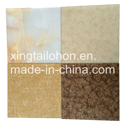 Customization Glass Wall Painting Sheet Color Coated Glass