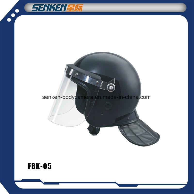 Comfortable Safety Police Equipment Adjustable Anti Riot Helmet