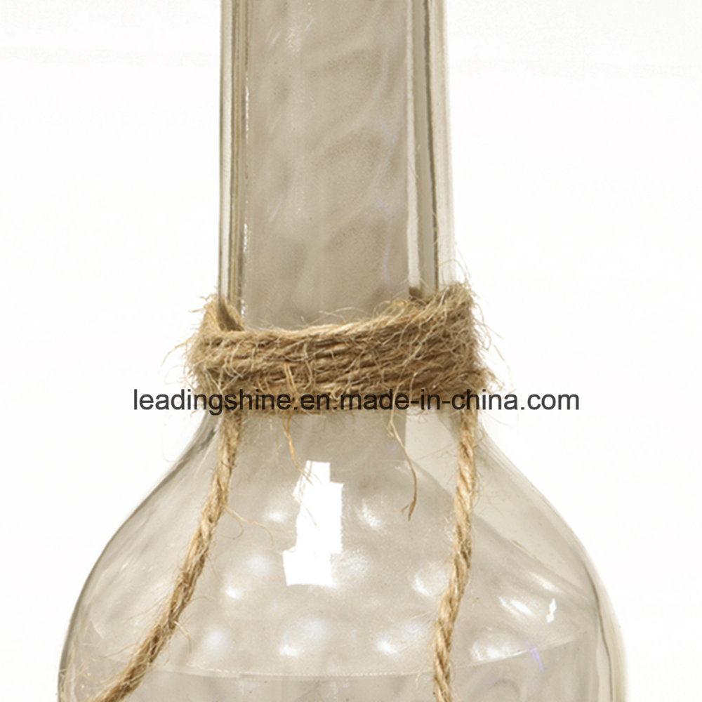 Christmas Gifts Fairy Starlight Bottle LED Light up Decoration Glow Sentiment Gift Bottle Light