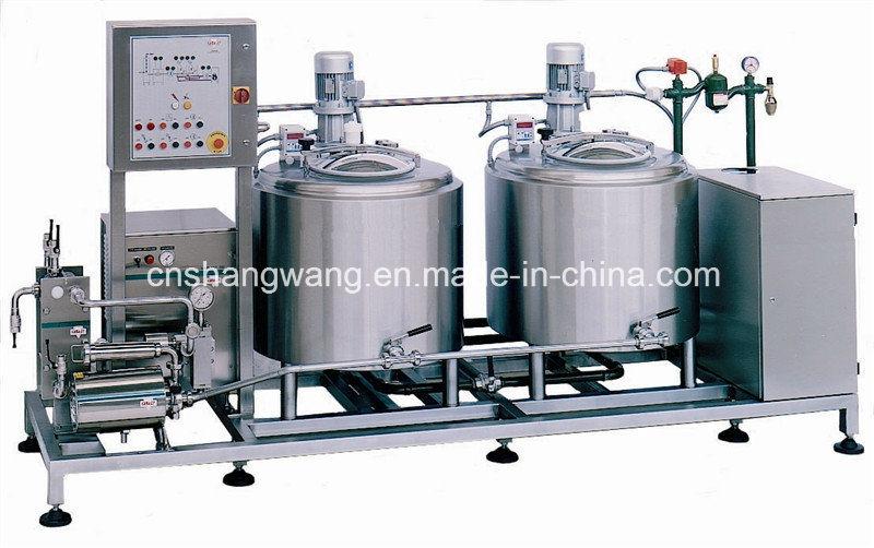 High Quality Ice Cream Processing Line