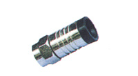 F Connector, Compression Type