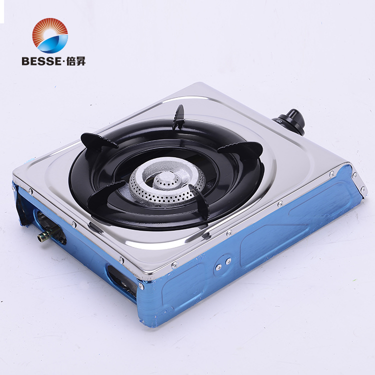 Stainless Steel Portable Single Burner Gas Burner