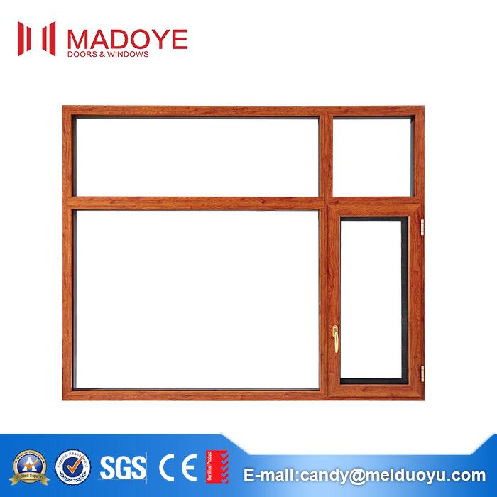 Powder Coating Aluminium Frame Window