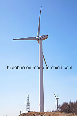 Wind Power Generator Steel Tower Pole