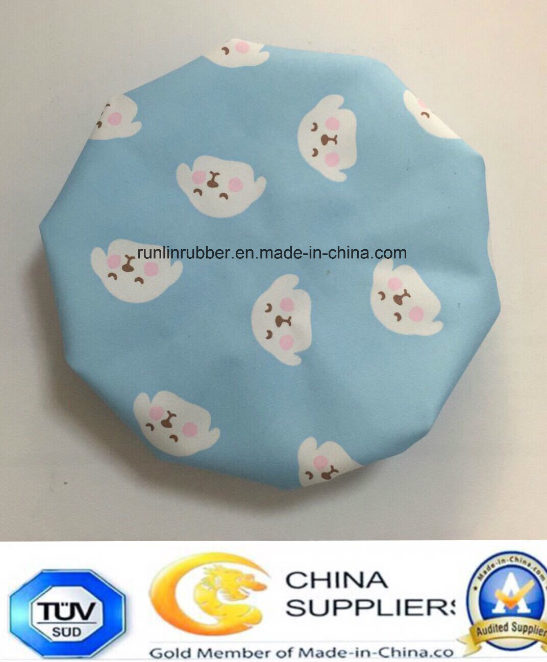 Solid Resuable Fabric Ice Bag for Therapy
