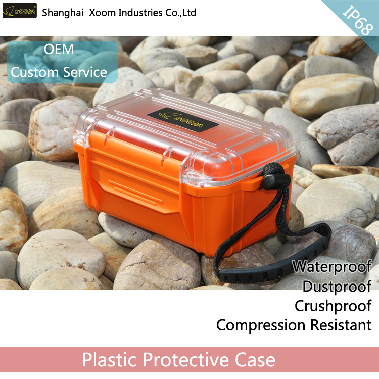 on-Vehicle Waterproof Emergency Case First Aid Watertight Case