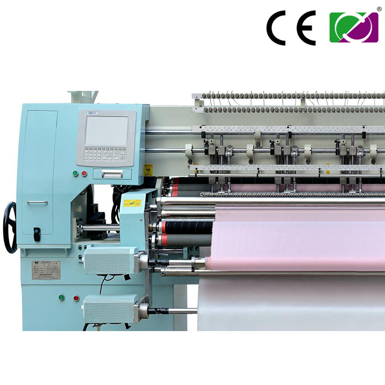 Lock Stitch Multi Neddle Quilting Machine
