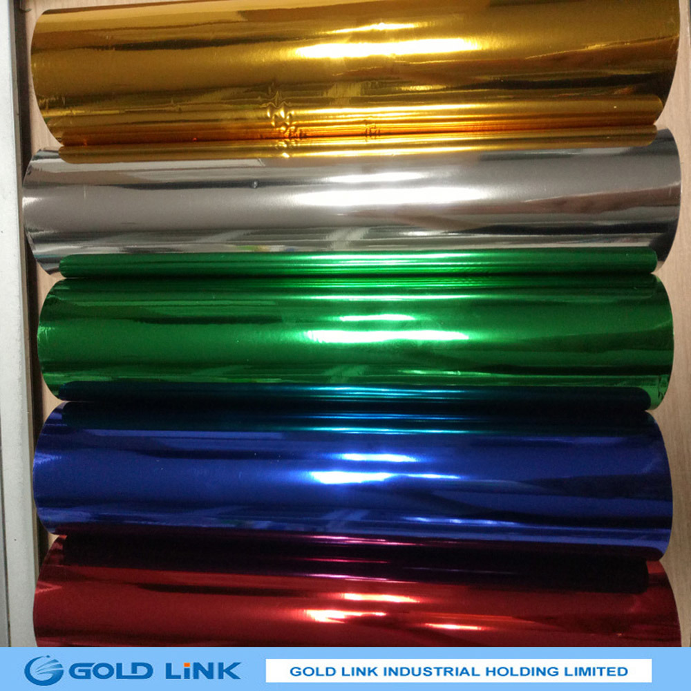 Hot Stamping Foil for Textile/ Paper