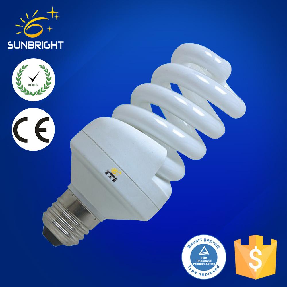 11-40W Full Spiral Energy Saving Lamp Bulb