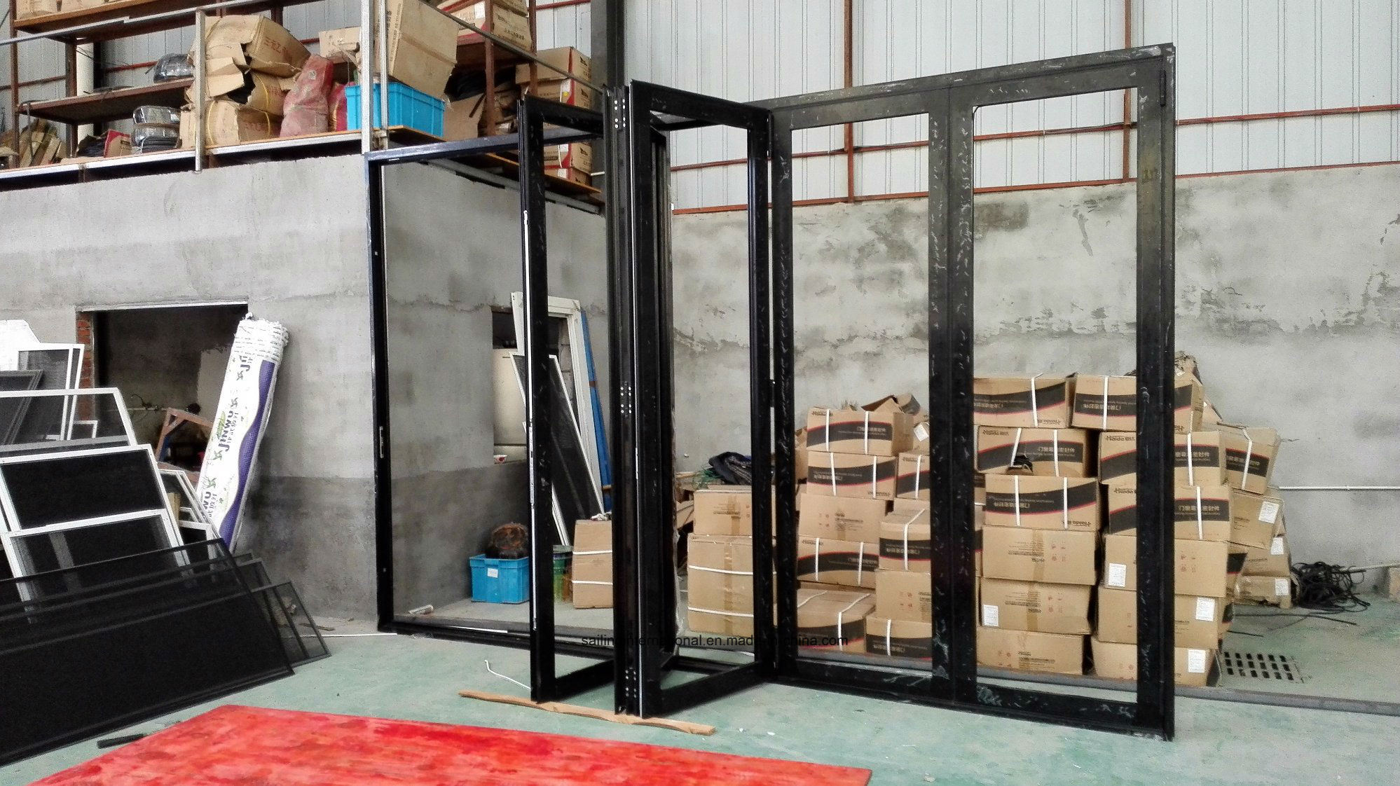 Aluminum Door - 56 Series Folding Door