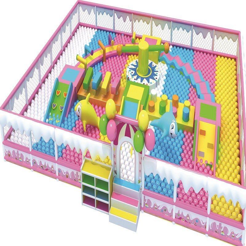 Children Indoor Playground for Sale