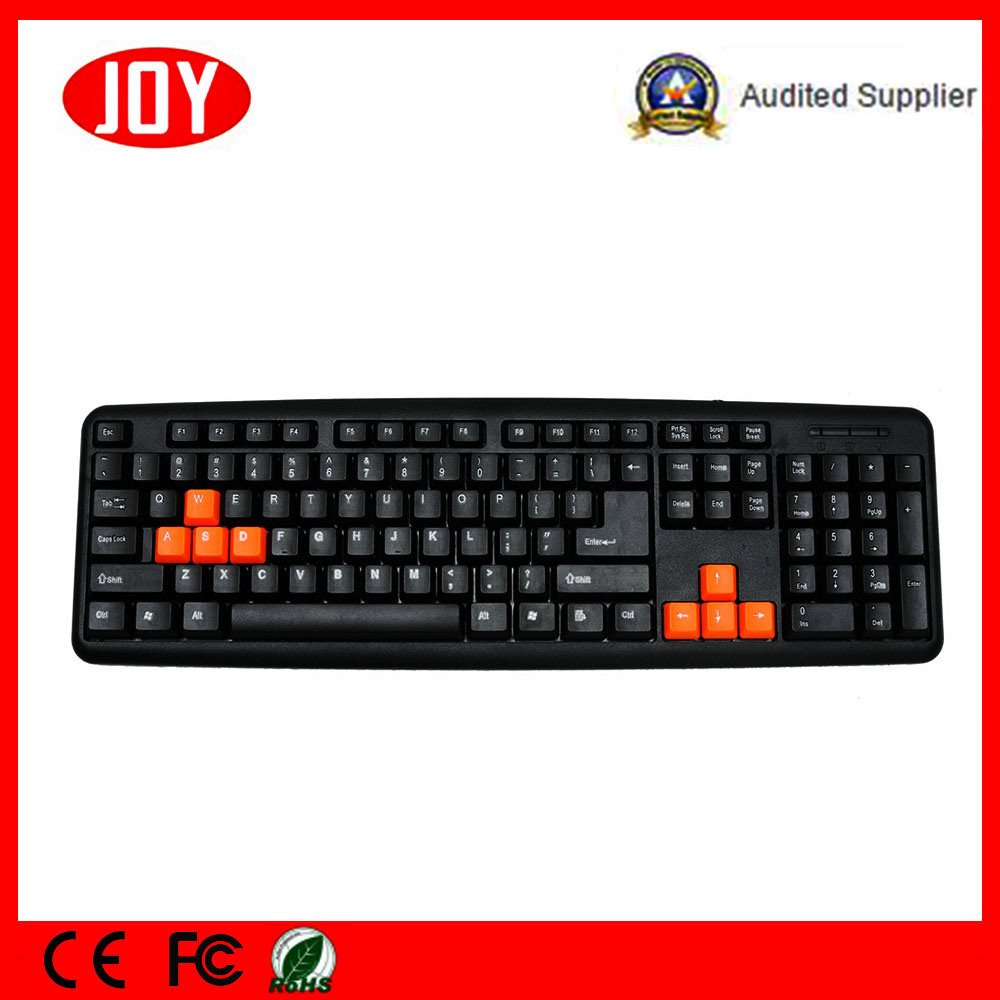 USB Port Computer Keyboard Gaming Wired