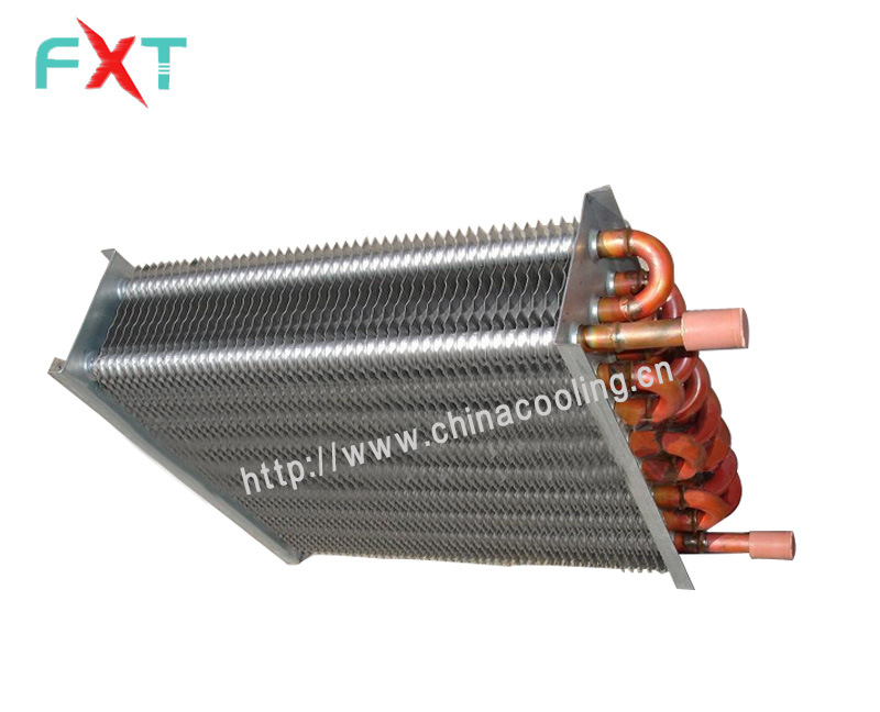 Air Conditioner Parts Copper Tube Condenser Evaporator Coil