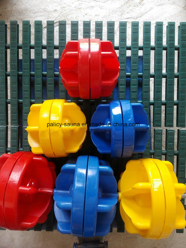 2016 Swimming Pool Lane Line Plastic Float Line Swimming Pool Equipment