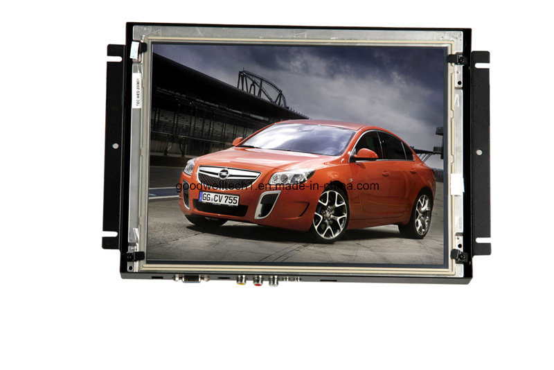 "16: 9 12.1"" Touch Open Frame Monitor for Security System Application"