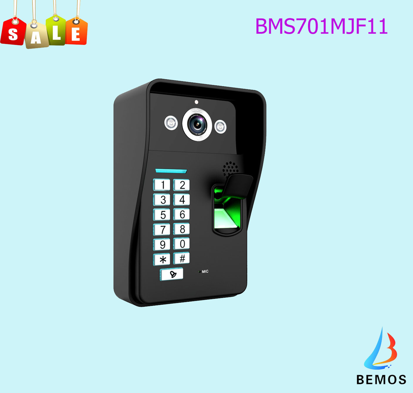 New Style for Wired Video Door Phone Doorbell