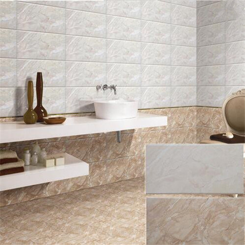 Building Material Waterproof Ceramic Wall Tile for Bathroom