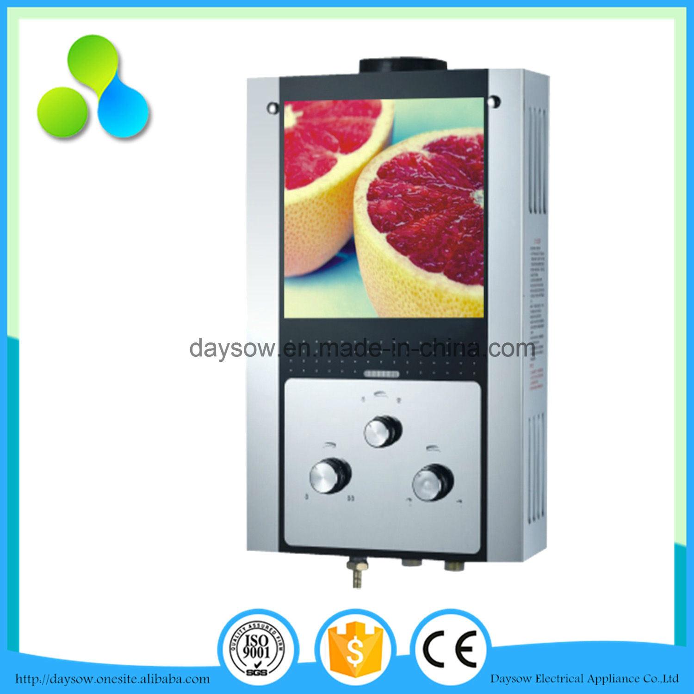 Egypt Flue Type Gas Water Heater, 20kw Gas Water Heater