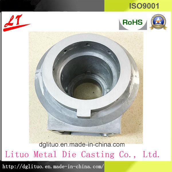Hardware Metal Aluminium Alloy Die Casting for LED Lighting Housing