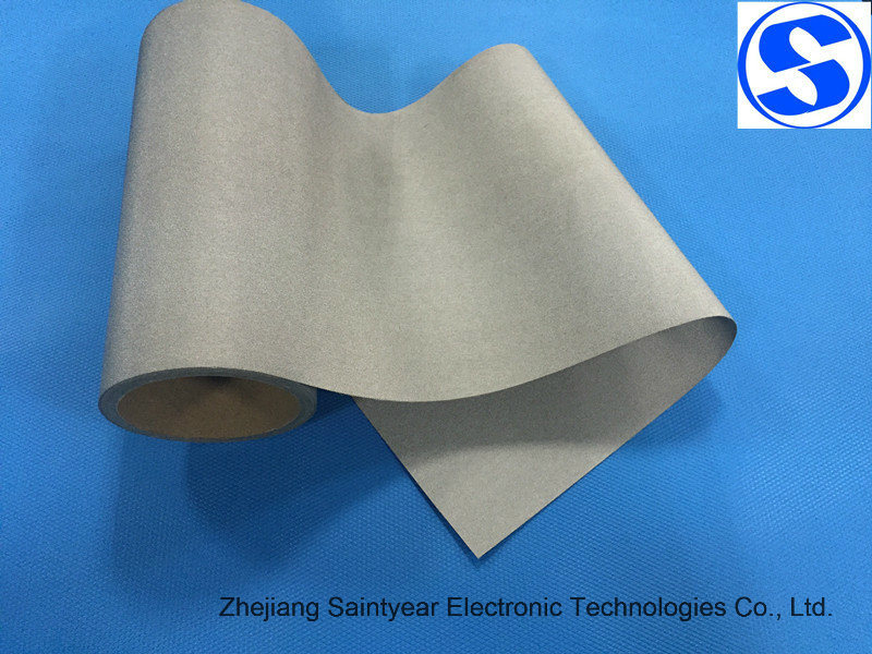 Thick Plain Weave Nickel Copper Conductive Fabric