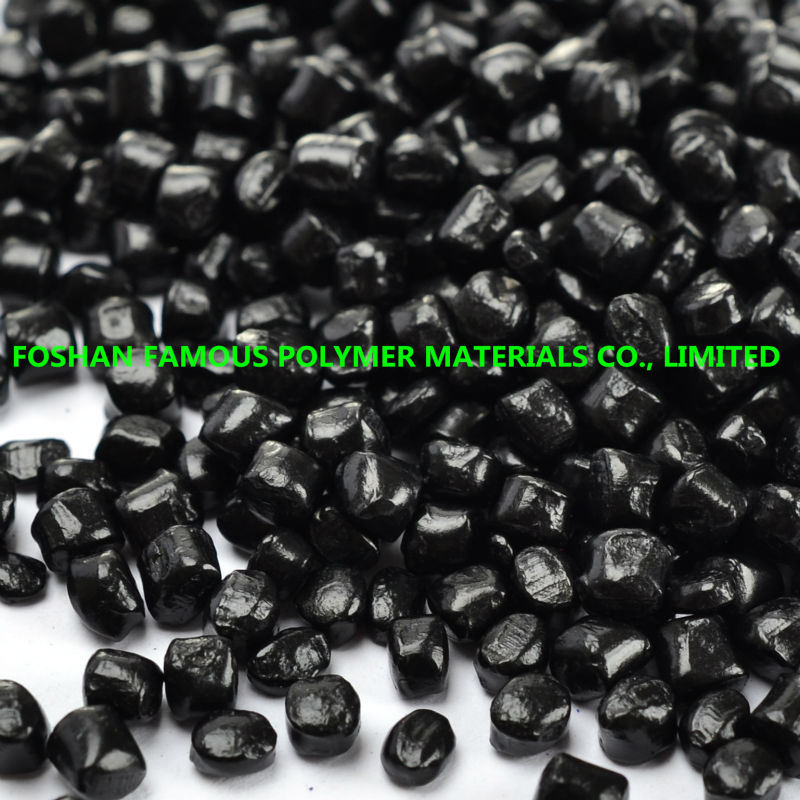 High Quality PE PP HDPE Black Masterbatch for Blow Film Bags with Good Price