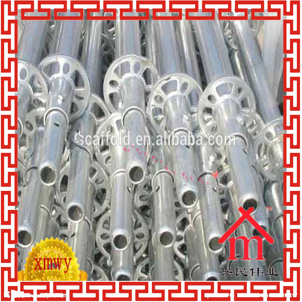 Construction Self Climbing Scaffolding System with Ringlock