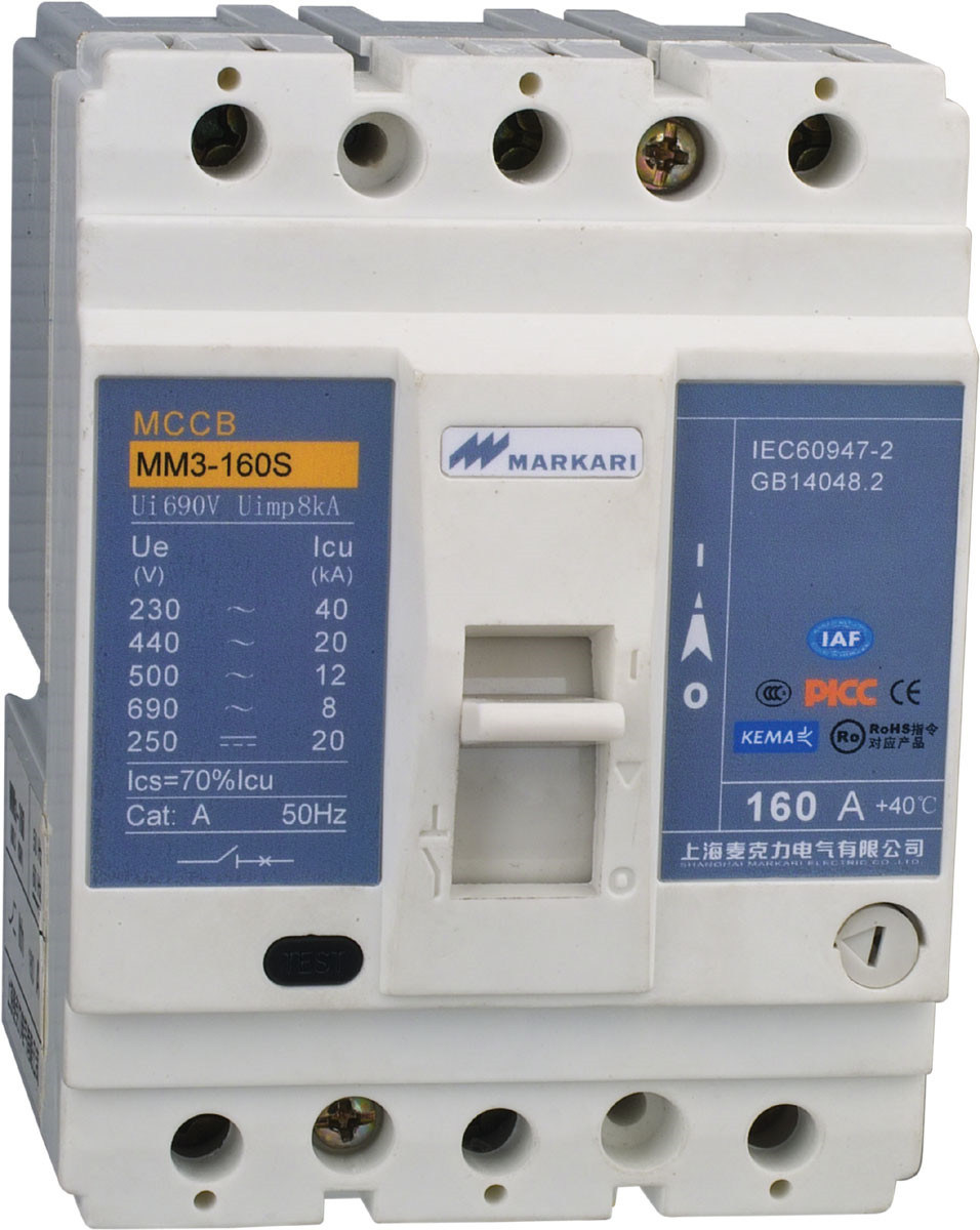 Ns Type Mouldded Case Circuit Breaker