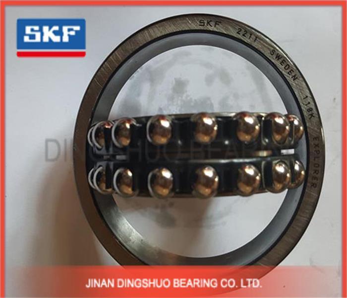 Original SKF 2211 Self-Aligning Ball Bearing