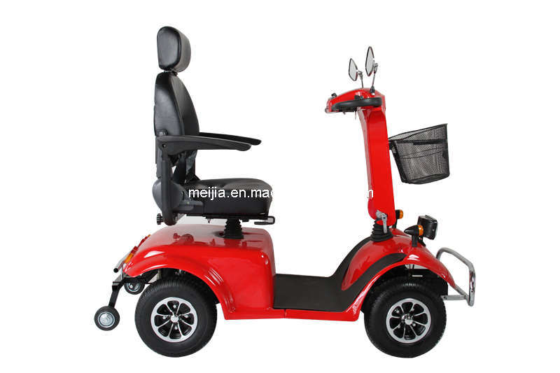 4 Wheel Electric Mobility Scooter With CE Approval (MJ-15)