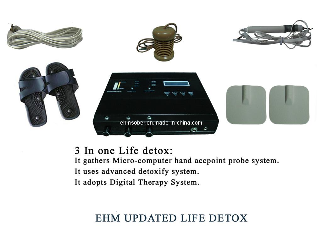 3 in 1 Detox Foot SPA (EHM-D10)