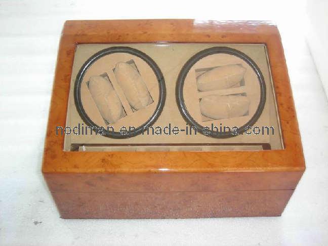 Wooden Watch Winder Box (DS2)