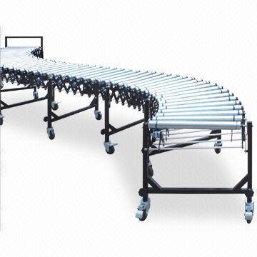 Extensible Belt Conveyor