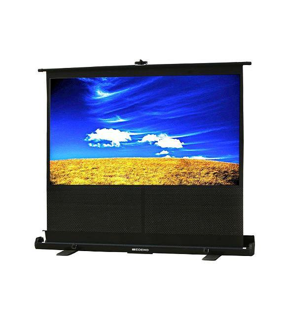 China floor pull up projection screen 60 100 china for 100 floors floor 60