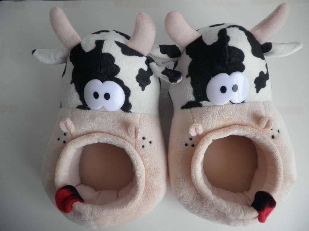 נעלי פרה
