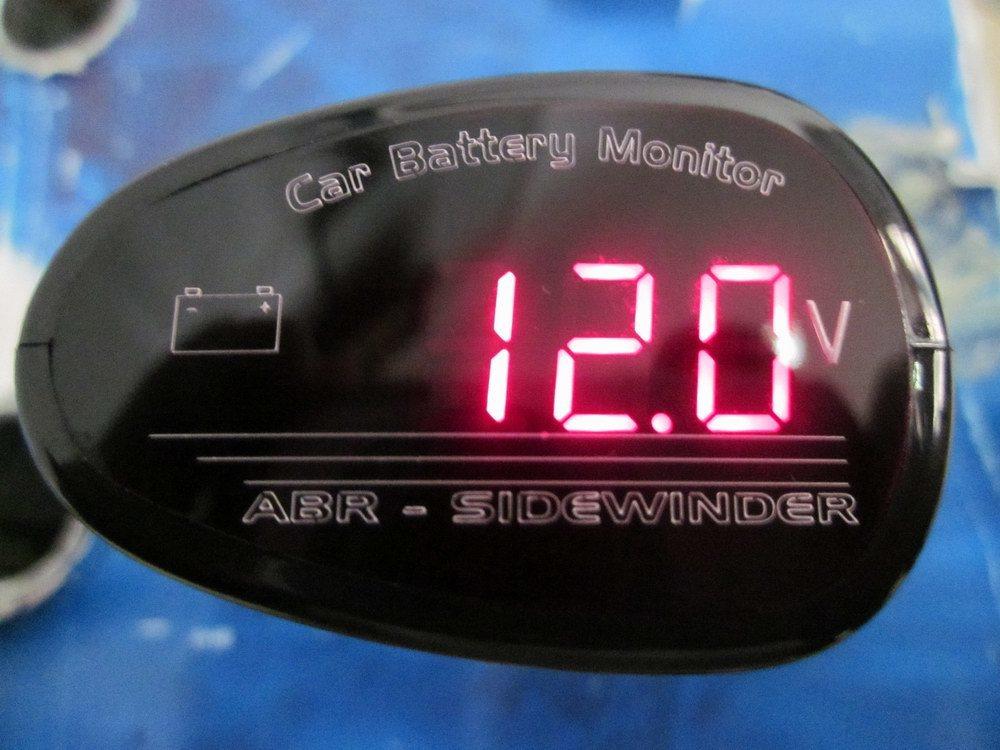 Auto Battery Monitor : China car battery monitor