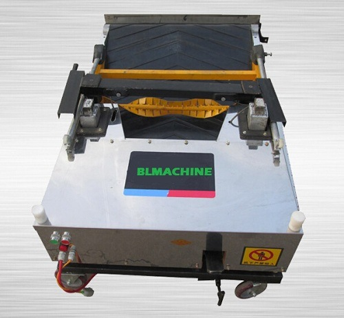 Automatic Wall Plastering Rendering Machine