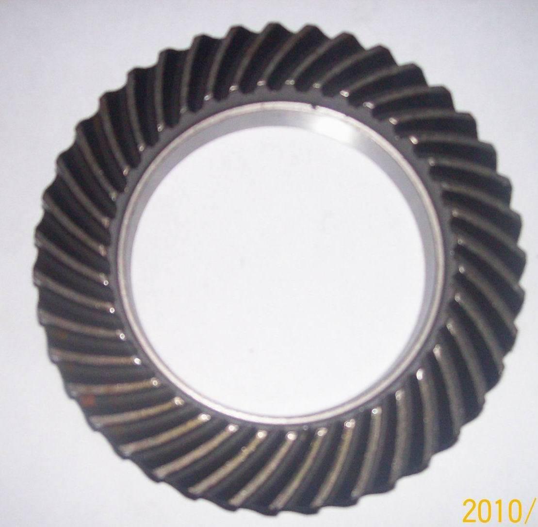 Spiral Bevel Gear : China spiral bevel gear